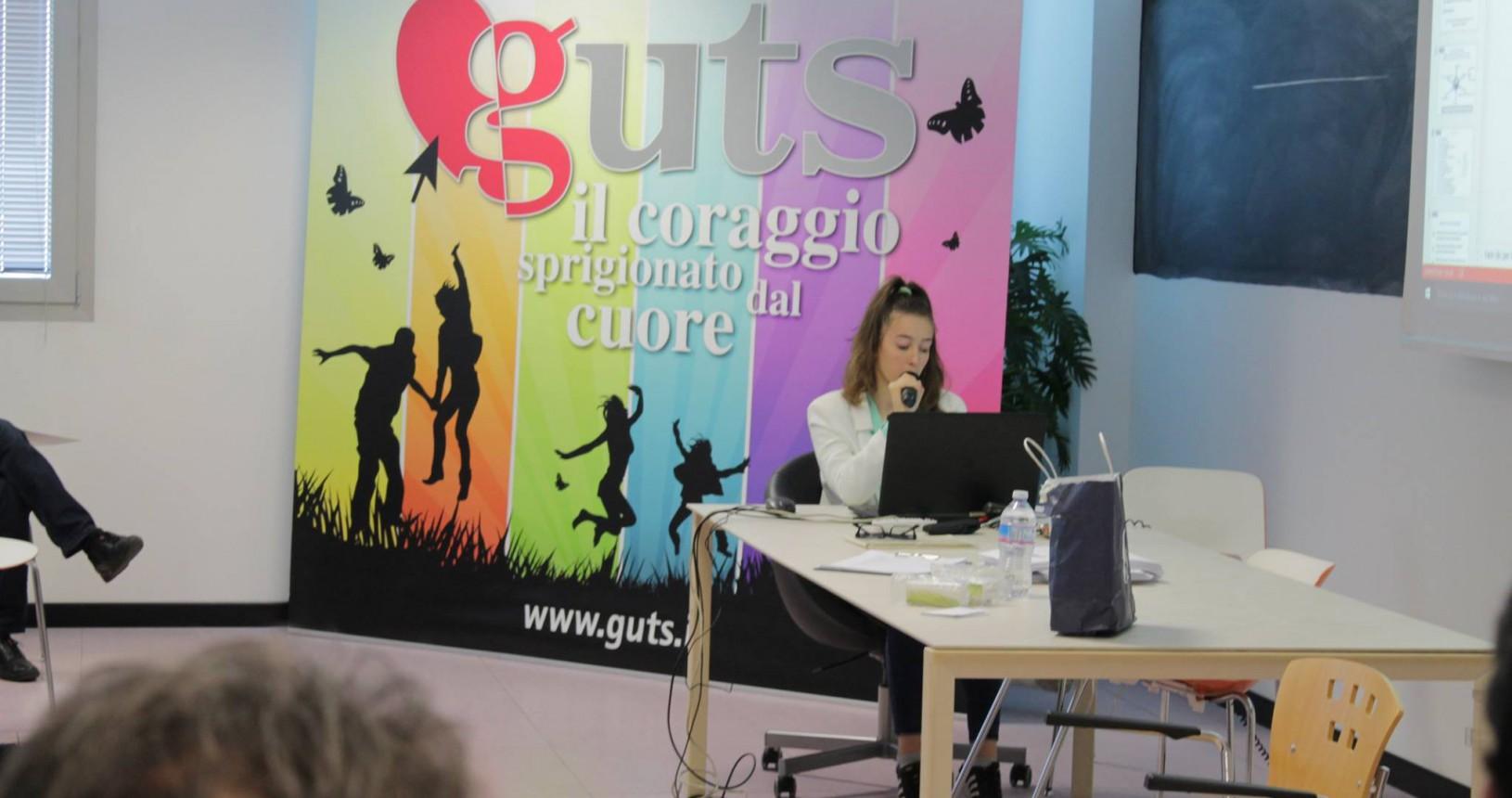 7 maggio 2016 - Incontro GUTS